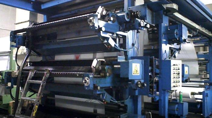 OMAL (ITALY) Mod. OMALFLEX – 6 col. flexo 1600 mm