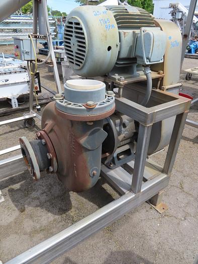 Cornell 6'' x 6'' Hydro Food Pump