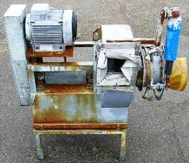 Used NOVENCO A/S ventilator, type CPC-500/200/D – no: 186525