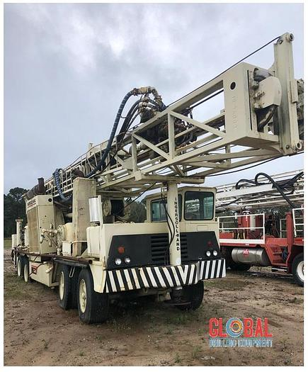 Used Item 0745 : 1982 Ingersoll-Rand T4W Long Tower Drill Rig