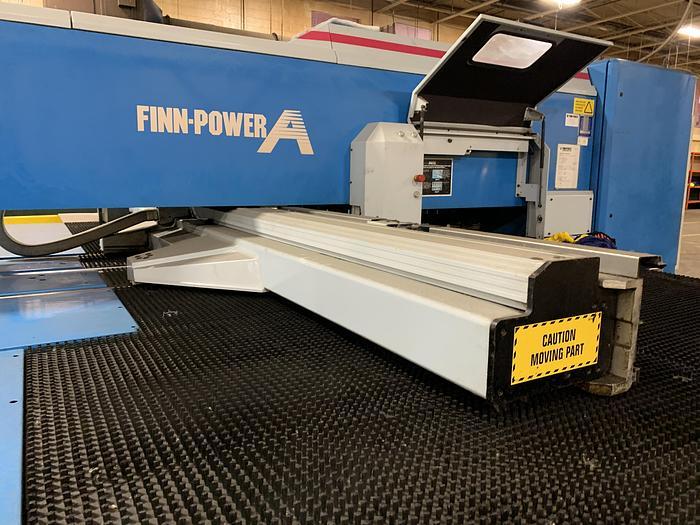 FINN-POWER A5-25 Turret punch press