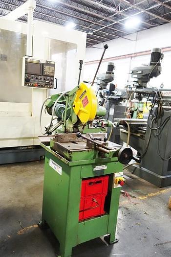 Used Haberle Cold Saw Haberle Miter Saw AL 350