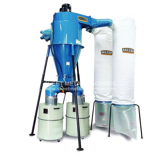 BAILEIGH 10HP Cyclone Dust Collector DC-6000C