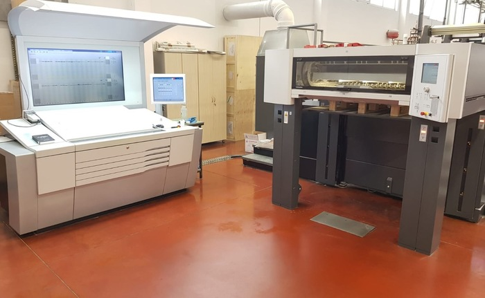 2014 Heidelberg XL106-8P
