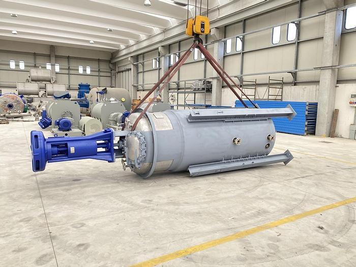 Usata Reattore F.B.M. da 3600 Litri