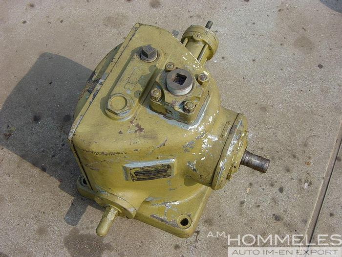 Used Vickers variable displacement piston pump