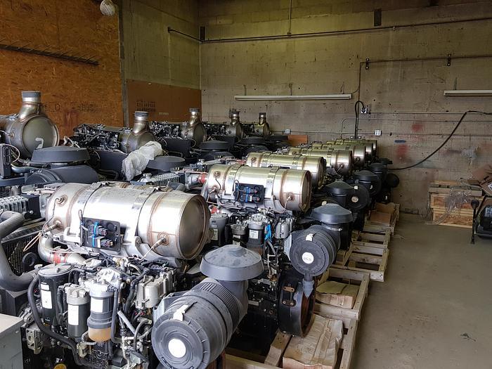 Perkins 1206E 200Kw @1800RPM Engine Tier4I