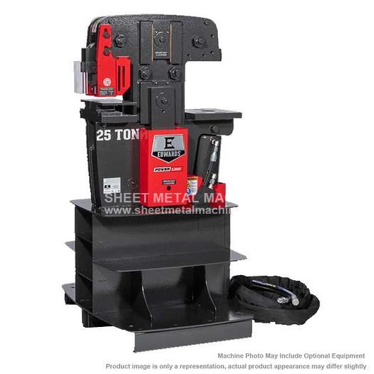 EDWARDS 25 Ton Dual Station HAT2500