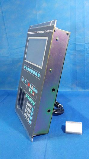 Used Kokusai Electric CX1103C Tube Controller, Operatoe Interface Screen / Y2000 Ready / CX1103 / CX-2000 /