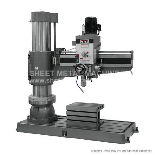 JET J-1600R Radial Drill Press 230V 320038