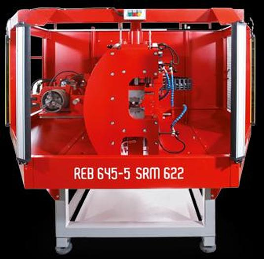 Transfluid Combination Multi-Station tube endforming machine