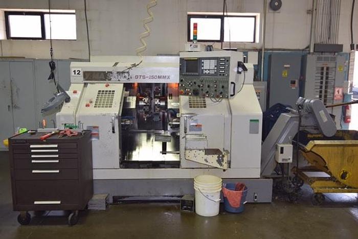 Used 2004 Yama Seiki  GTS-150 MMX