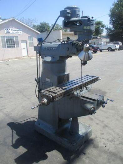 Used BRIDGEPORT MV-350