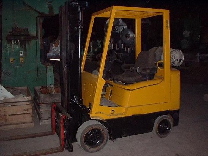 Used 4,000 lb. Hyster Model S40C Forklift