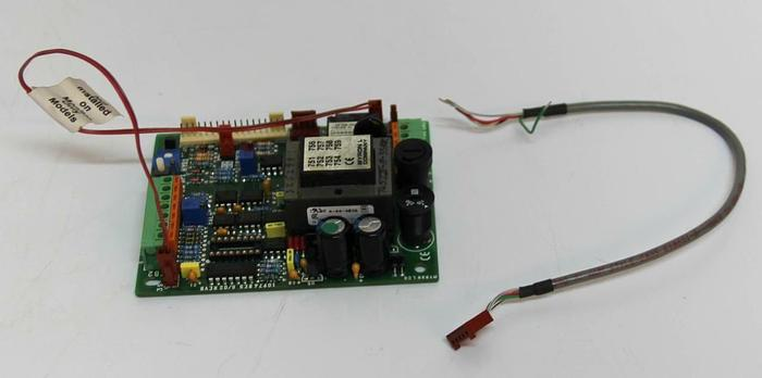 Used Myron L Company 752II-11-3SRR Circuit Board Analog Monitor/controller (4501)
