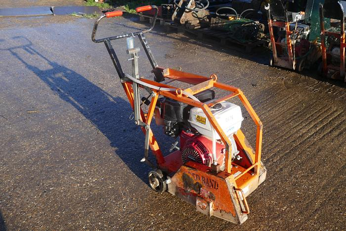 Used CLIPPER FLOOR SAW