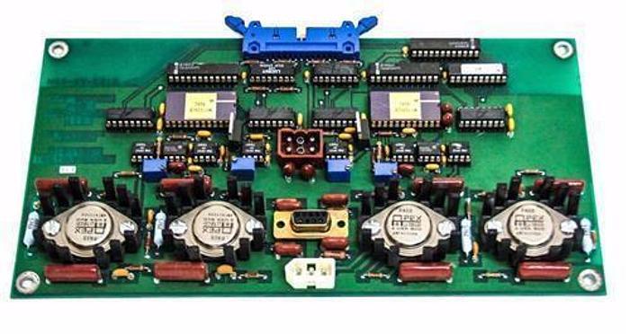 Used Digital Instruments X-Y Board for Nanoscope III NS3-XY-C210 REV B 94V-0 (6366)