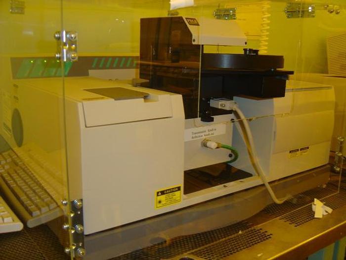 Used Nicolet   Magna 560 FTIR Spectrometer