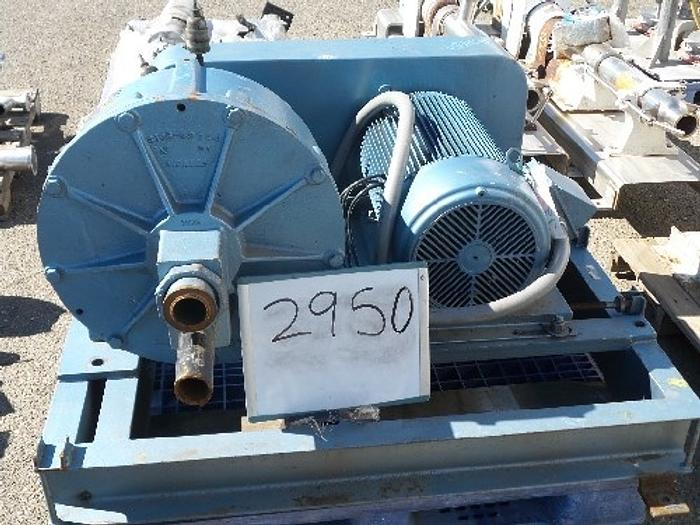 Used KOBE Roto Jet High Pressure Pump