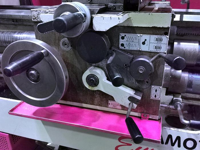 2000 Leit- und Zugspindeldrehmaschine FAMOT EUROPA