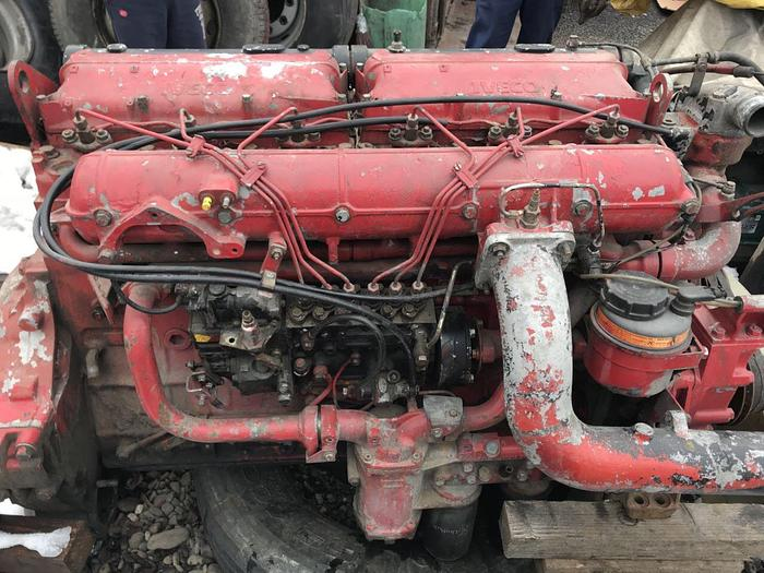 1998 Iveco ENGINE 440e42