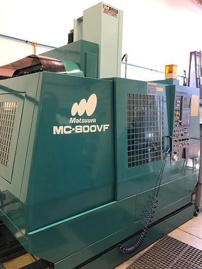 1995 Matsuura   MC 800