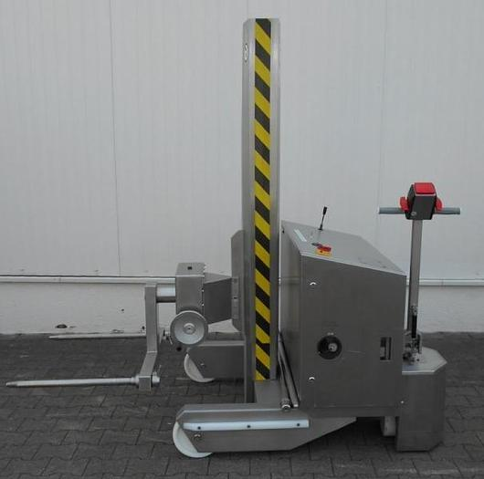 Used P 14266 D - Drum Lifter BOHLE PTH 250