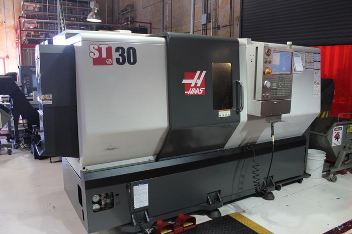 2011 Haas  ST-30