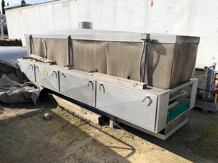 Used Valley Packline Solutions Brushwasher