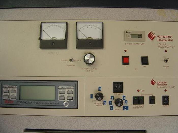 Used VCR Group  IBS TM200S Ion Beam Sputterer