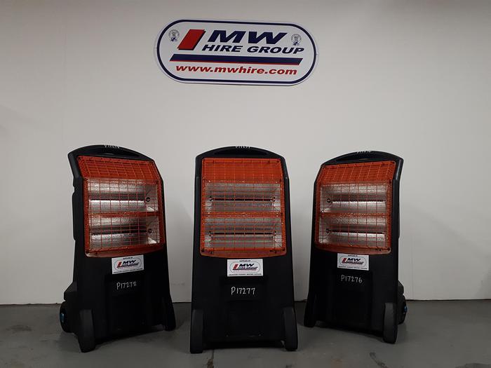 Used Rhino TQ3 Heater
