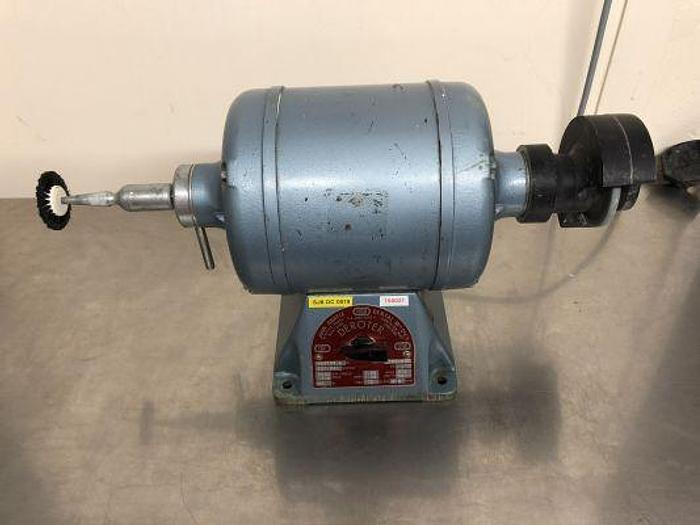 Dental Grinding & Polishing Machine Deroter