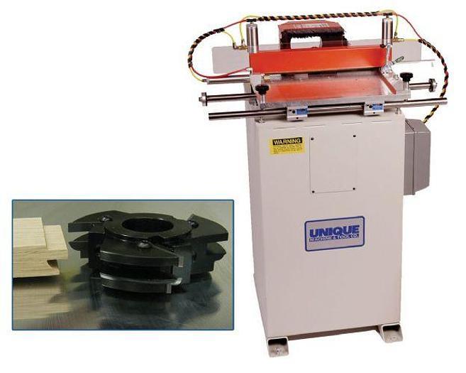 Used Unique Machine and Tool Unique Machine 265 Cope Cutting Machine