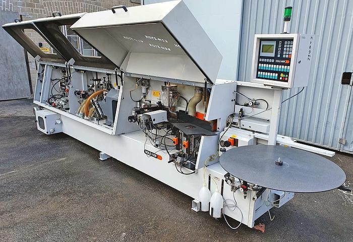Used 2003 Holzher Germany HOLZHER Sprint edge banding machine type 1417