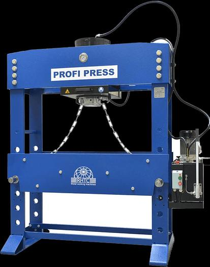 RHTC Presses 160 ton M/H-M/C-2