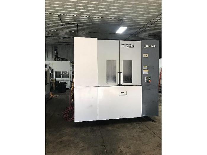 Used Okuma MB-5000H CNC Horizontal Machining Center