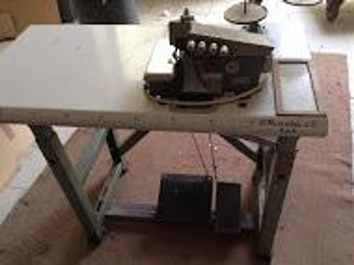 Gebraucht Overlockmaschine RIMOLDI  KL 327-00-2MD-20-  2 Nd. 4 Fäden