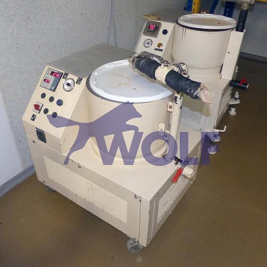 Gebraucht 1988 Temperiermaschine SOLLICH 100-F,