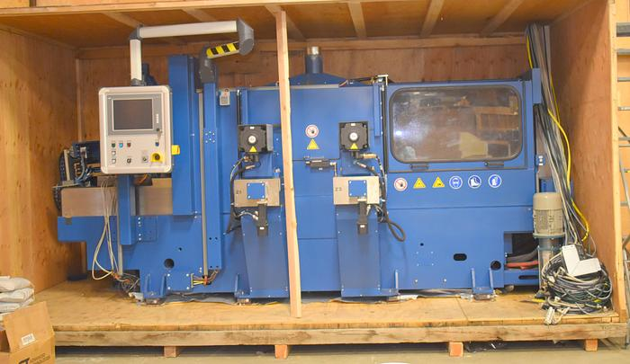 Unused Arnold Gruppe 72/855 combined surface and chamfer grinding machine