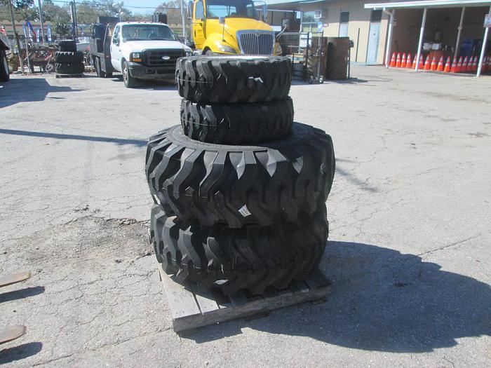 Titan Tactor Tire Set