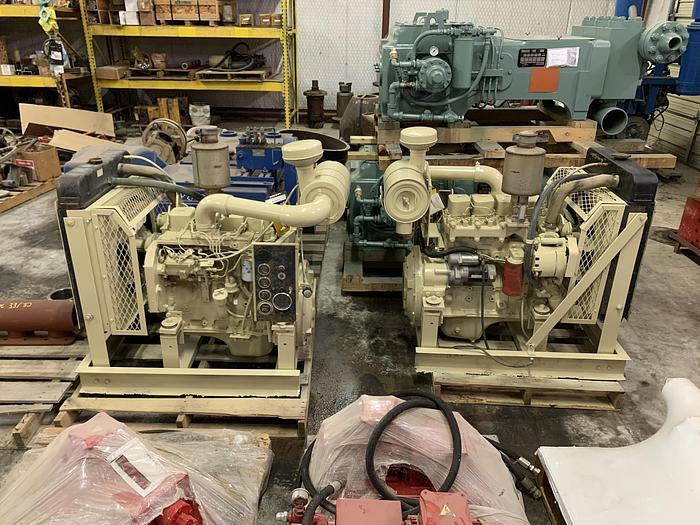 Used CUMMINS ENGINE