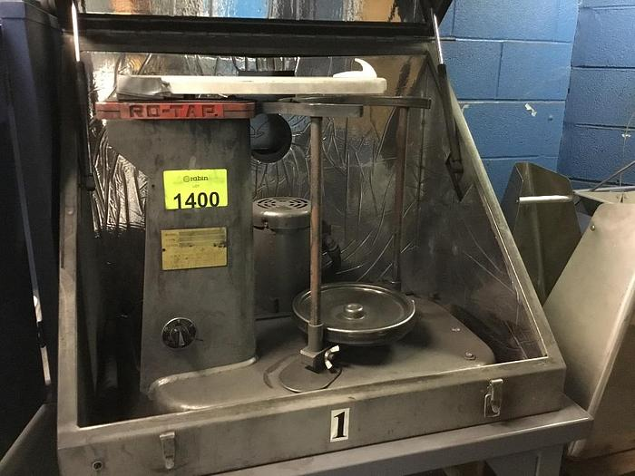Used TYLER RX23 ROTAP SIEVE SHAKER