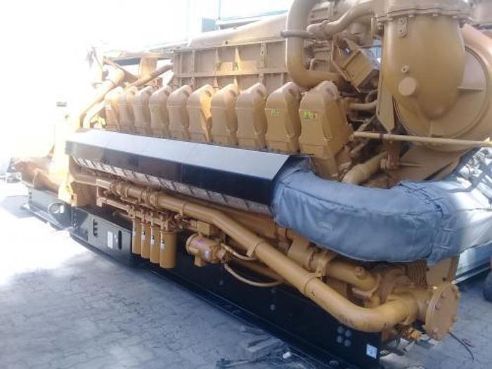 2 MW 2014 New Caterpillar G3520C Natural Gas Generator Set
