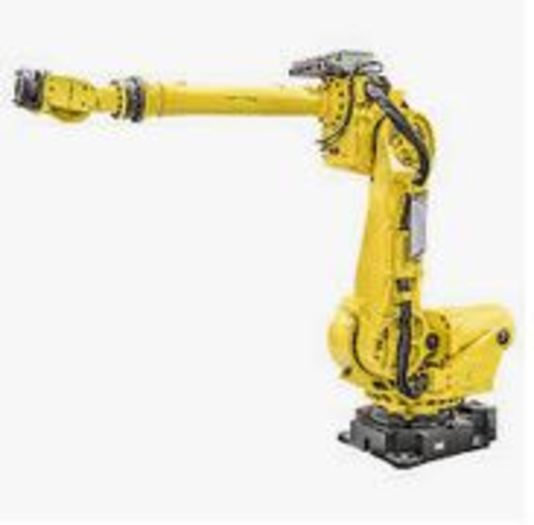 FANUC R2000iB/125L 6 AXIS CNC ROBOT WITH R30iA CONTROLLER
