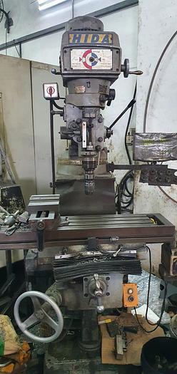 Used HIDA 3HP MILLING MACHINE