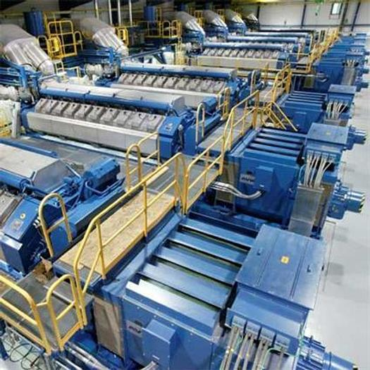 140 MW 2011 Wartsila 20V34GS Natural Gas Power Plant