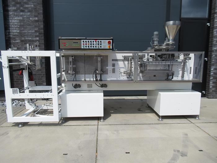 Gerenoveerd 1996 Bossar B-1600S
