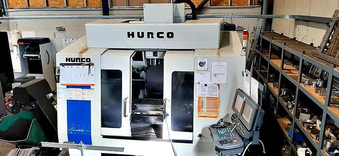 Used Hurco VMX 42T - 2012