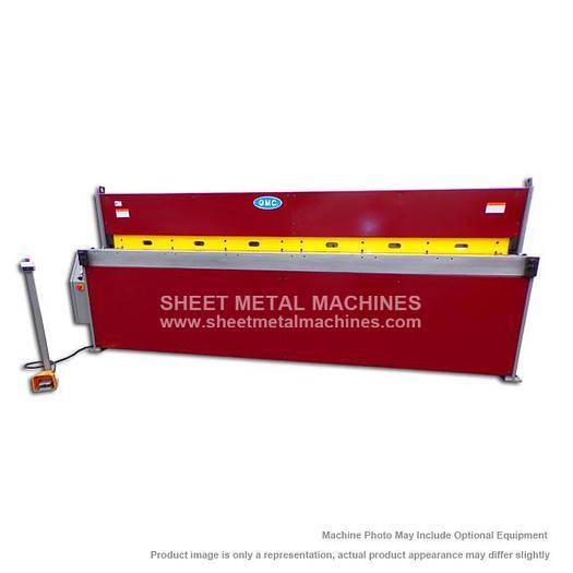 GMC Deluxe Hydraulic Shear HS-1014MD