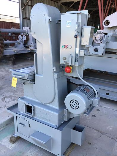 8in Porter Cable Belt Grinder
